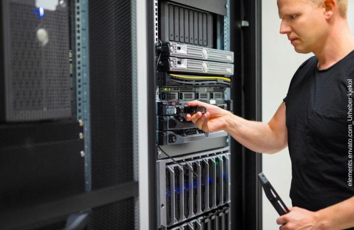 Entscheidende Qualitätsmerkmale von einem guten Server Rack