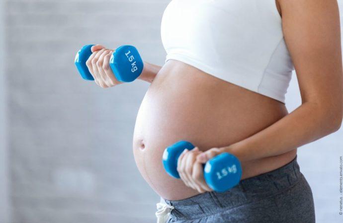 7 Gymnastikübungen für Schwangere, die Sie unbedingt kennen sollten
