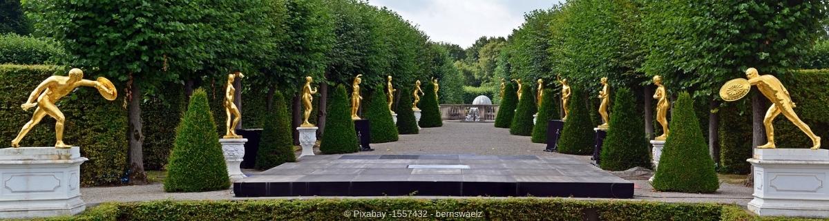 Hannover Herrenhausen - aus dem Artikel: Feiern in Hannover - 10 TOP Eventlocations