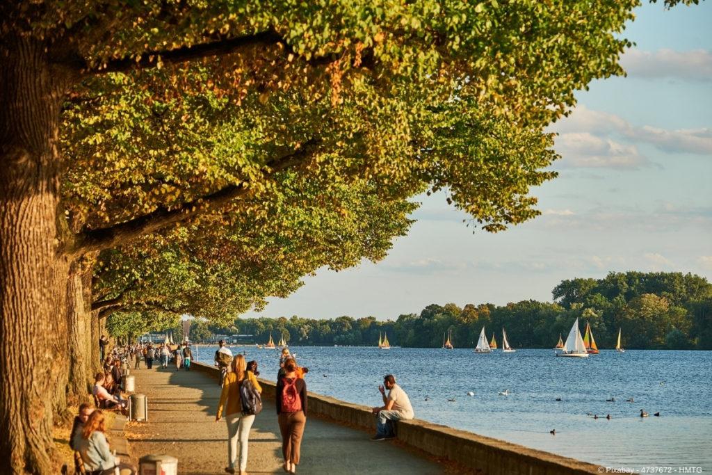 Machsee - aus dem Artikel: Feiern in Hannover - 10 TOP Eventlocations